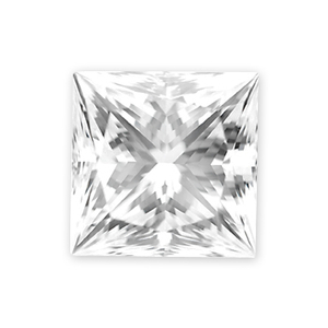 Princess Cut Diamant