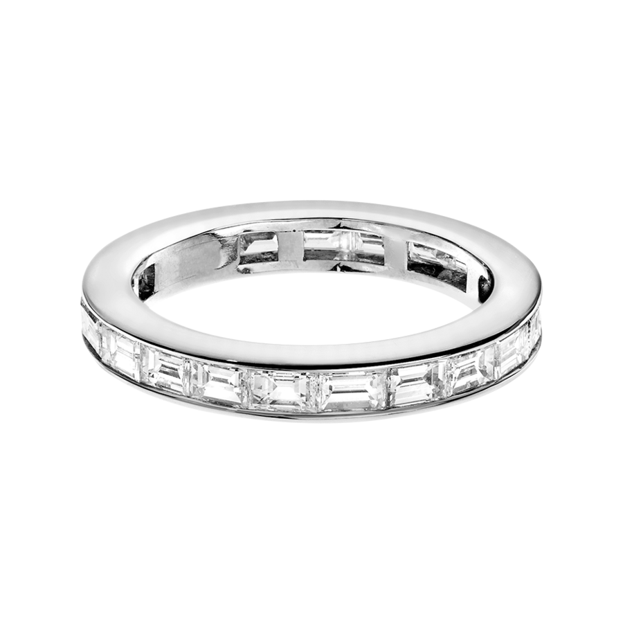Eternity Ring Nice in Platinum