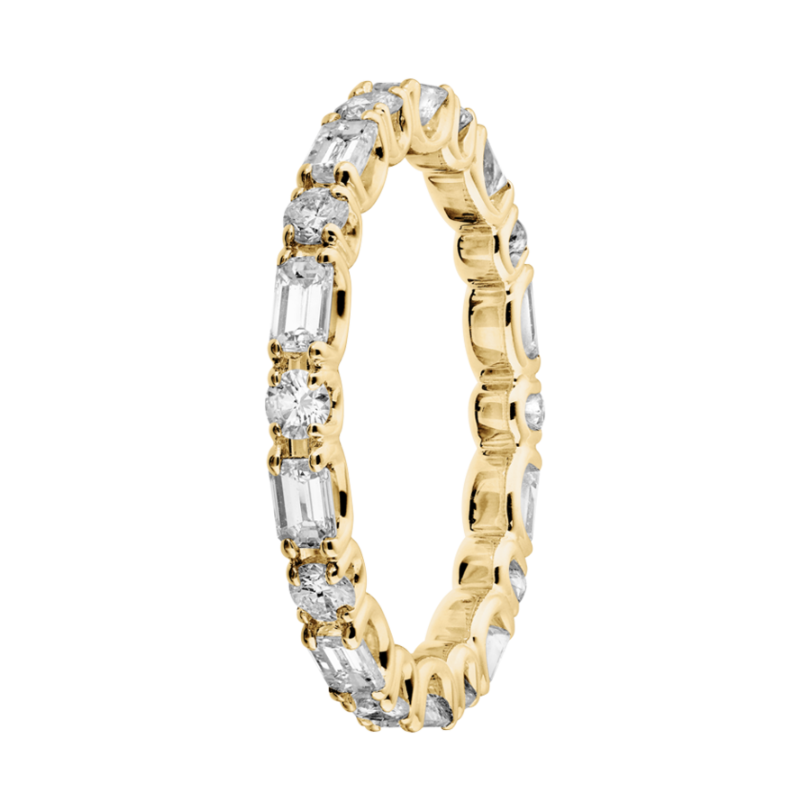 Memoire Ring Cannes in Gelbgold