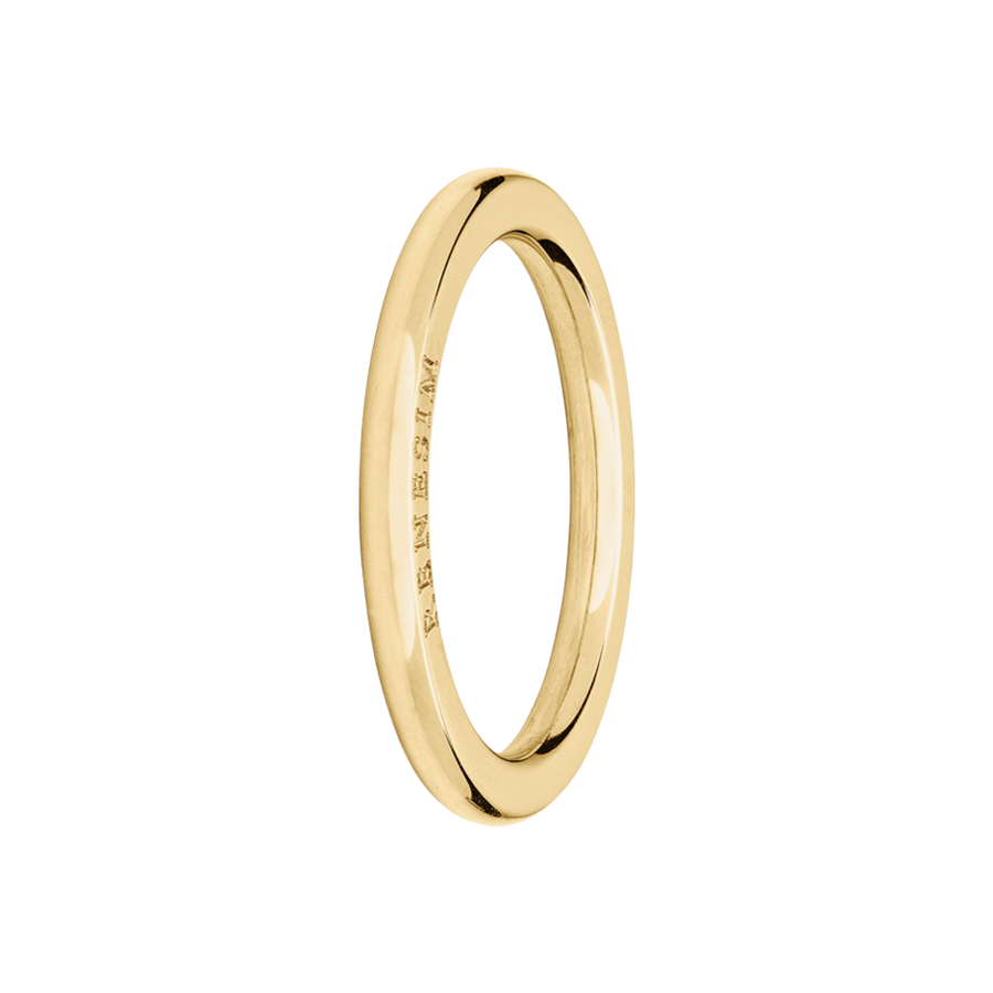 Ring Classics in Gelbgold