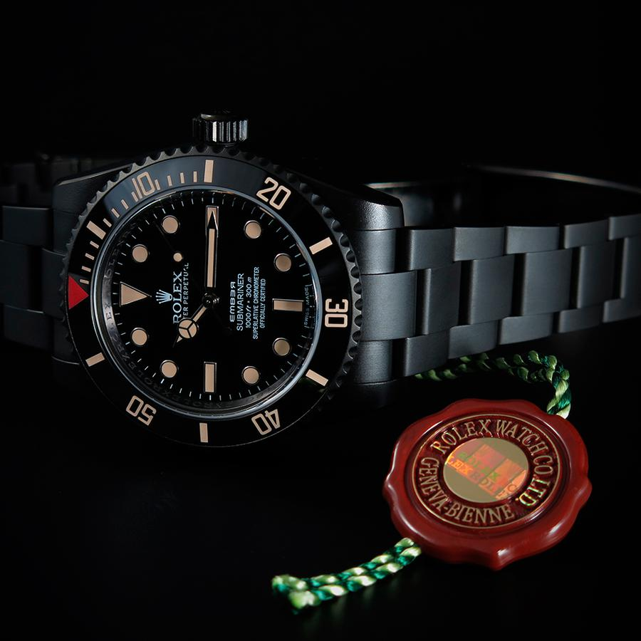 Rolex Submariner Heritage Individual in Oyster Casing