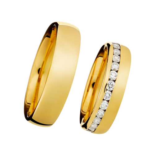 Wedding Rings Online RENSIM fine jewellery