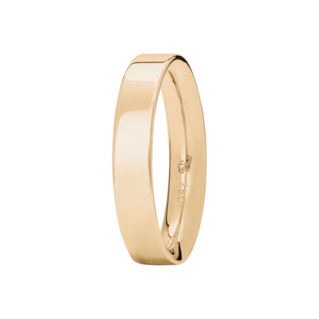 Ring Classics invers in Roségold