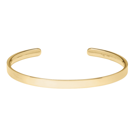 Bracelet Classics inverse in Yellow Gold