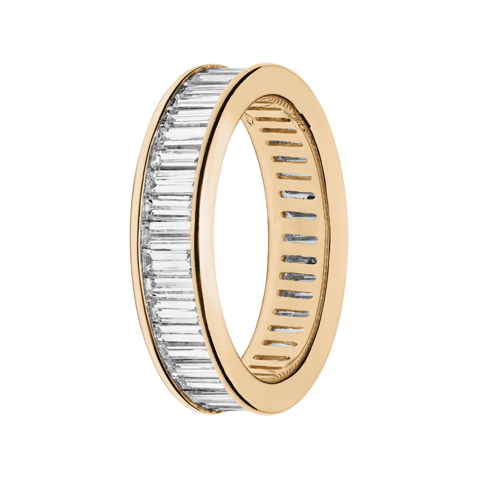 Eternity Ring Florence in Rose Gold
