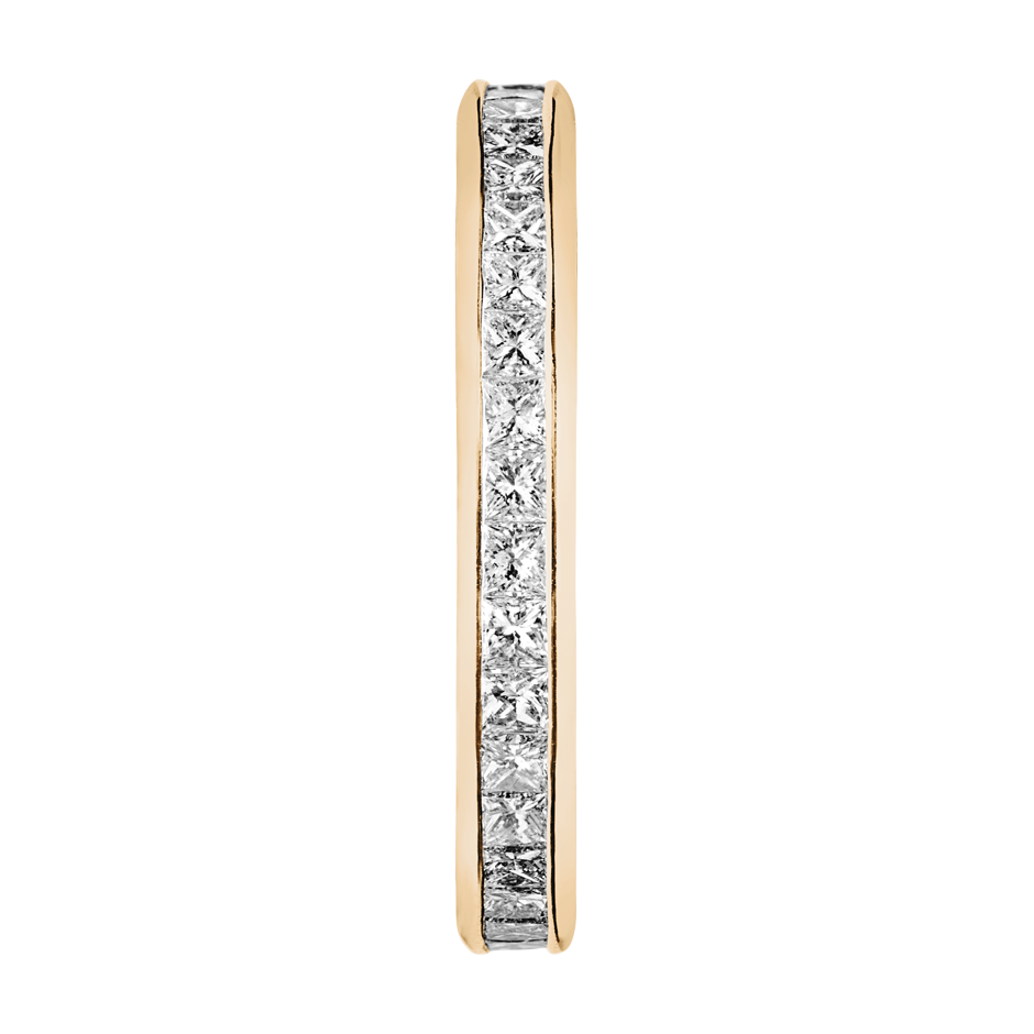Eternity Ring Siena in Rose Gold