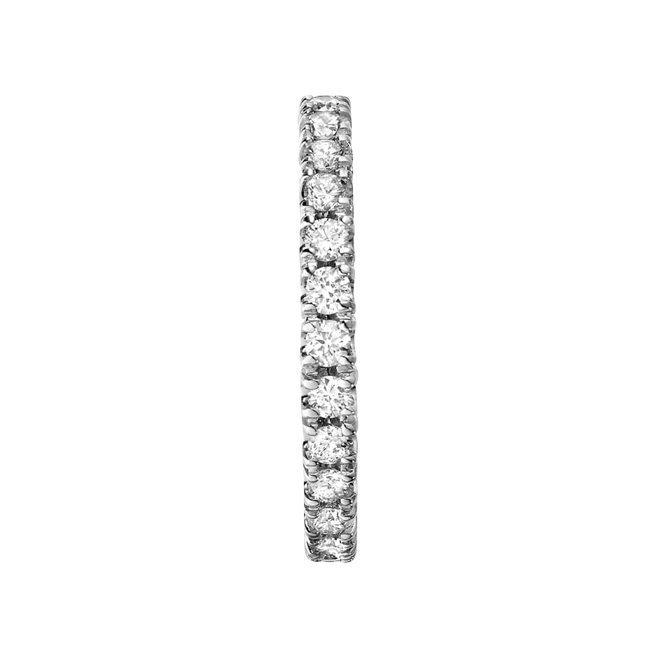 Eternity Ring Stockholm H SI in Platinum