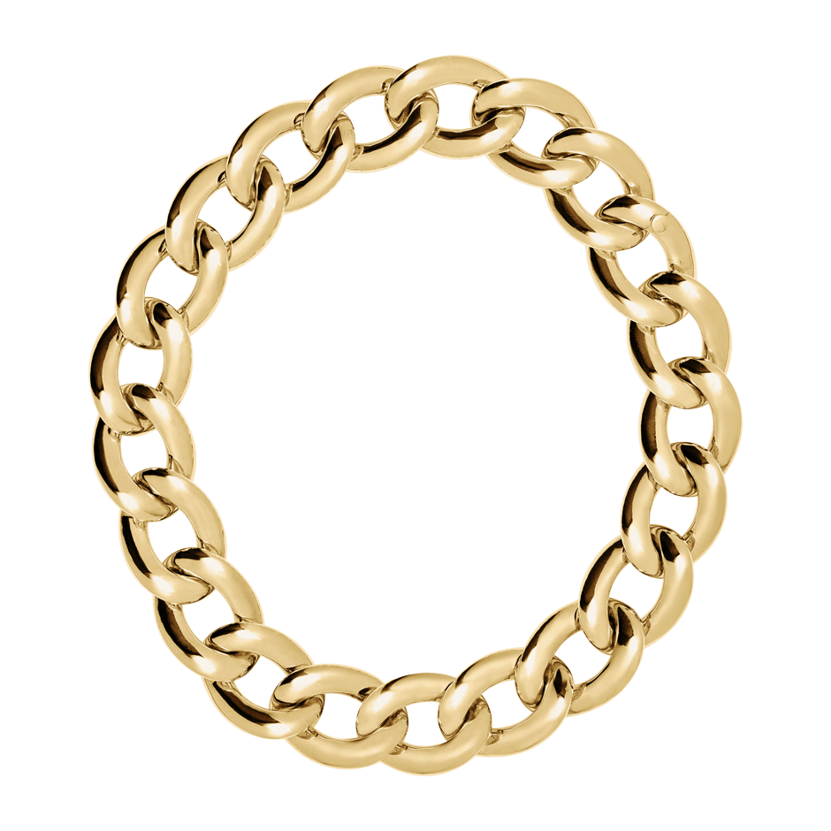 Gold Necklace in Yellow Gold