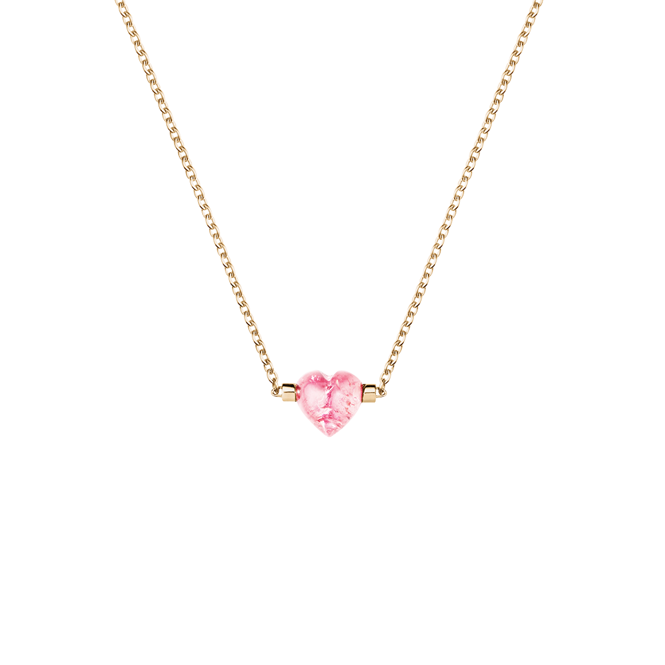Loved Pendant in Rose Gold